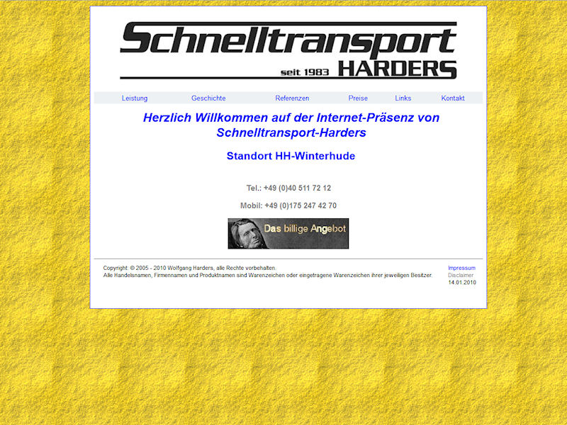 schnelltransport-harders